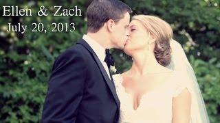 Zach & Ellen ~ Wedding Day Film