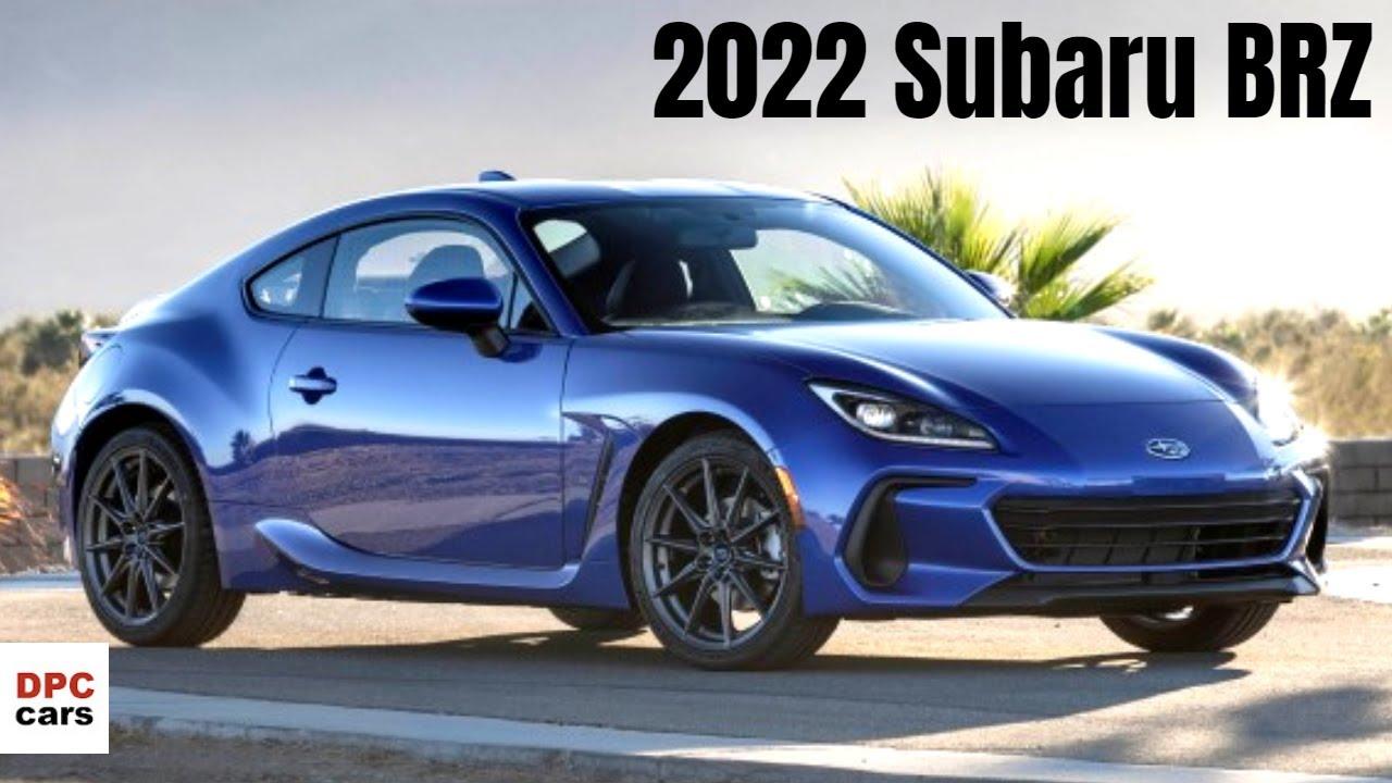 Download 2022 Subaru BRZ Reveal