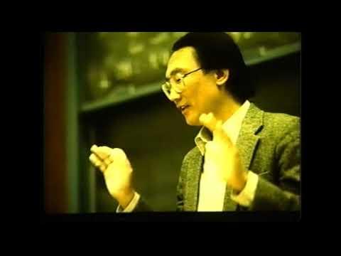 1997 Berkeley Distinguished Teaching Award -- Chenming Hu Introduction