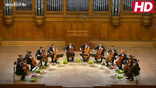 The 12 Cellists of the Berlin Philharmonic Orchestra - The Pink Panther Theme