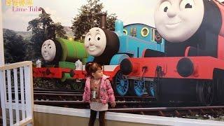 에버랜드 토마스와 친구들 기차타기 Thomas and Friends Train Ride Toys at EverLand おもちゃ Томас โทมัส ของเล่น 라임튜브