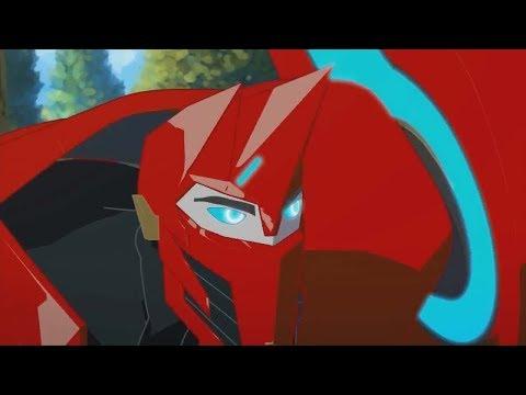 Sideswipe - I like it loud - Transformers Robots in Disguise - Cash Cash