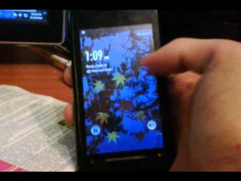 Toshiba TG01 Android (ToshDroid) [24/11/2010]