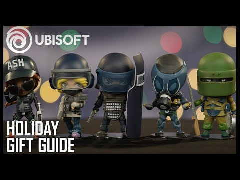 Holiday Gift Guide 2017: Six Collection, Assassin's Creed Origins, and More | Ubiblog | Ubisoft [US]