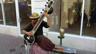 The Sound Of India, through Paul Jackson Playing Sitar