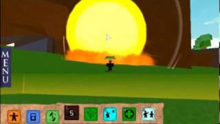 ROBLOX | ELEMENTAL BATTLE GROUND | YOU DIDN'T KNOW ABOUT THIS FIRE BALL... 1 quality vs 10 quality