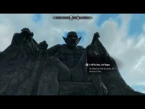 Skyrim - A Hero Rises (Dark Elf, Destruction Magic)
