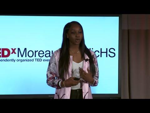 How Congresswoman Barbara Lee Helped me Utilize my Voice | Damoni Nears | TEDxMoreauCatholicHS