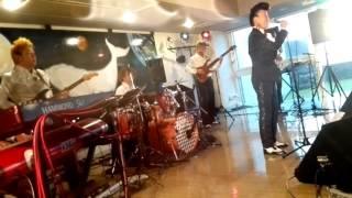 和歌山県太地町民宿白黥で2016/06/12.