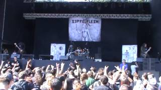 Septicflesh - Communion (Live at Headbangers' Weekend Istanbul, 29.08.15)