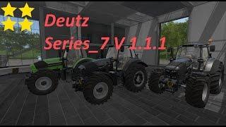 Link:https://www.modhoster.de/mods/series_7  http://www.modhub.us/farming-simulator-2017-mods/deutz-fahr-series-7-v1-1-1/