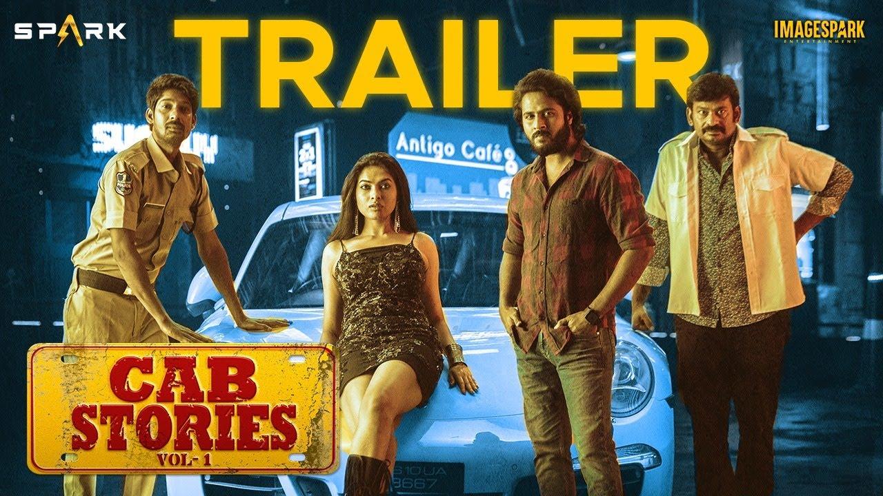 Cab Stories (2021) Telugu HD Web Series