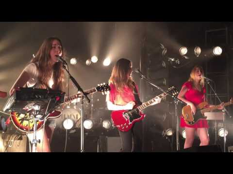 """HAIM NEW SONG """"NOTHING'S WRONG"""" THE OBSERVATORY 5.17.16"""