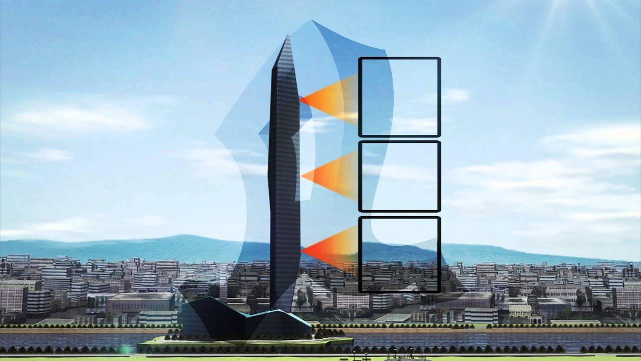 South Korea To Build World S First Invisible Skyscraper
