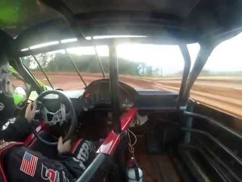 TR Speedway FWD Heat in car camera 6/12/15
