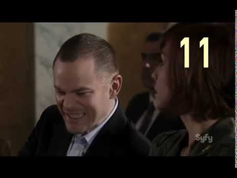 Warehouse 13 - 13 Great Jinks Moments