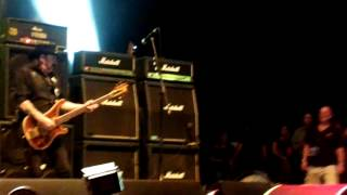 Motorhead - Intro-I Know How To Die. Palacio de los Deportes, México. 2013