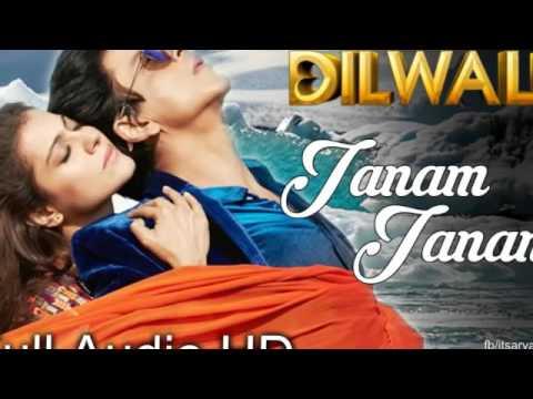 Janam Janam   Dilwale   Full Audio Song   SRK   Kajol   Singer – Arijit Singh
