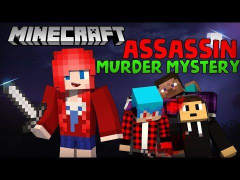 โอ้มายก๊อด!!!!! | Minecraft Murder Mystery: Assassin ฆ่าตามเป้าหมาย
