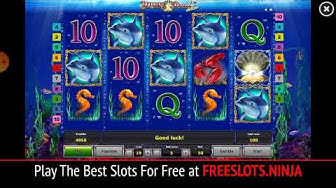 Play Dolphins Pearl Slot Machine By Novomatic For FREE!!!