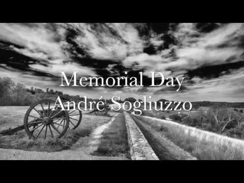 Memorial Day André Sogliuzzo