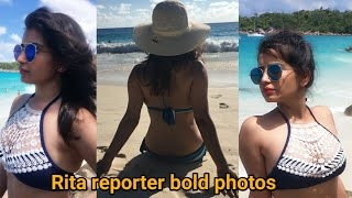 Real Life Photos Of Rita Reporter Of Taarak Mehta Ka Ooltah Chashmah Tmkoc