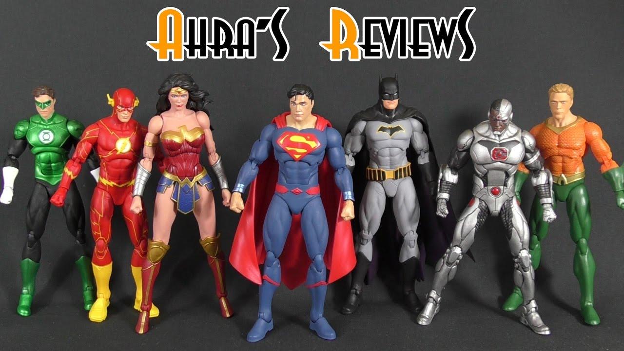 """DC Comics-JUSTICE LEAGUE IL NUOVO 52-Aquaman Figura 7/"""""""