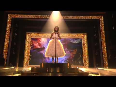 Jackie Evancho   Nessun Dorma 1080p     2011