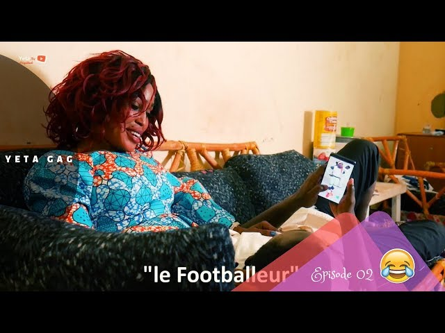 Yeta Gag - Episode 02 - Ika Bonbon Kalamani: Cristiano Ronaldo et Messi Sur la pelouse de Zidane.