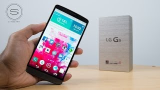 LG G3 Review - Best smartphone of 2014?