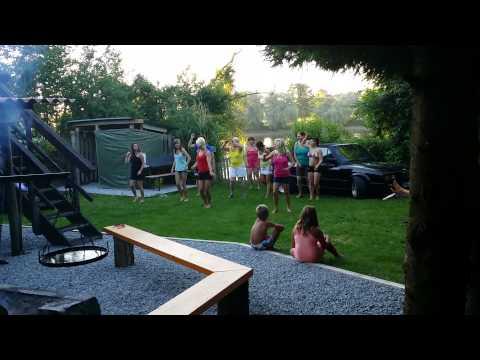 Flashmob Hochzeit Atemlos