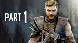 Game of Thrones Episode 2 The Lost Lords Walkthrough Part 1 - Asher Forrester