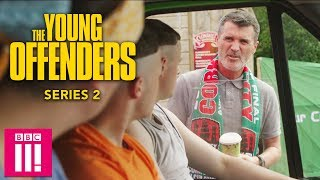 The Roy Keane Cameo   The Young Offenders Series 2