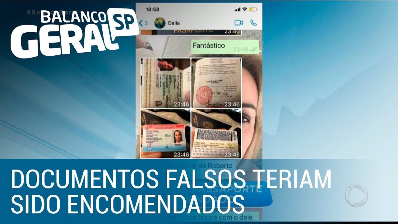 Ronaldinho Gaúcho: passaporte falso pode ter sido encomendado