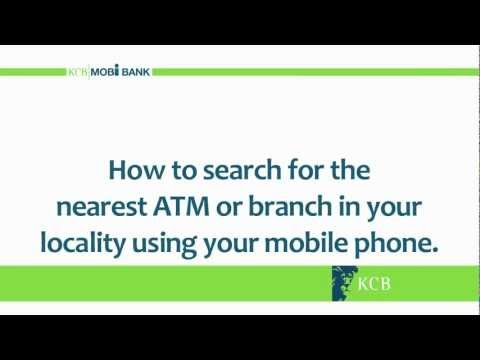 How to Search for the Nearest ATM or Branch