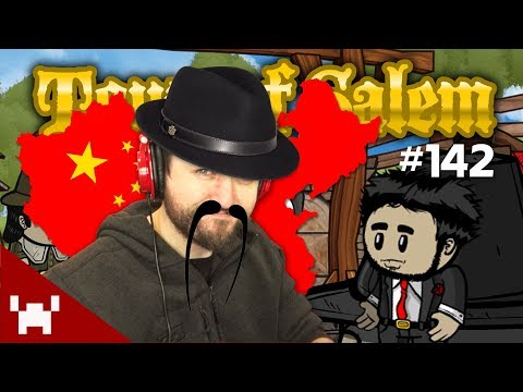 THE CHINESE MAFIA | Town of Salem w/ Ze, Chilled, & Minx Ep. 142