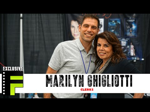 Marilyn Ghigliotti Talks Clerks 3 at Tidewater Comicon