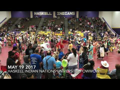 Haskell Indian Nations University Powwow 2017 2