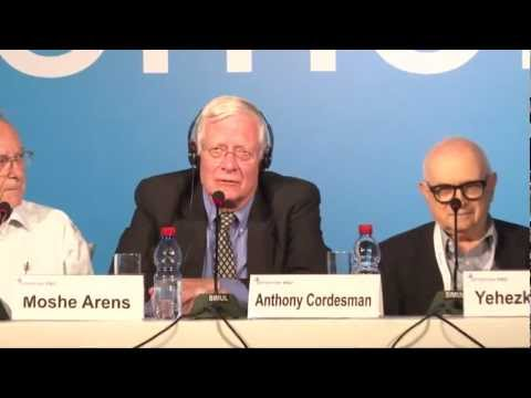 2012 - Israel's Security in the Aftermath of the Arab Spring - Discussion Part 4
