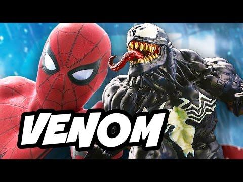Spider Man Homecoming Venom Movie, Best Venom Scenes and Prequel Theory Explained