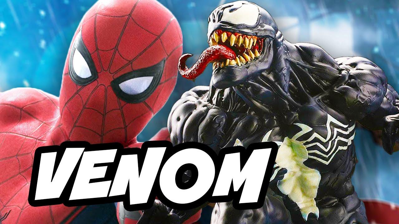 spider man homecoming venom movie, best venom scenes and prequel