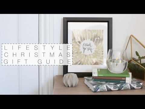 The Lifestyle Christmas Gift Guide | The Anna Edit