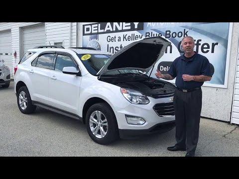 2016 Chevrolet Equinox Pittsburgh, Greensburg, Altoona, Johnstown, Kittanning, PA S29442A