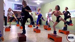 Strength TRAINING at home! Bodysculpt. The fitness Studio MIXfit in Balashov