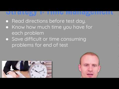 ACT Prep Course - Time Management