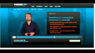 How powerful is the Big Slick with Daniel Negreanu