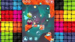 Cut the Rope Magic- Stone Temple (All 3 Stars) Level 6-22 Gameplay/Walkthrough