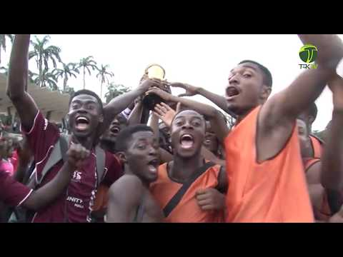 CONTI BEATS KATANGA DURING FRESHERS GAMES