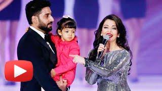 Aishwarya Rai Hands Over Baby Aaradhya