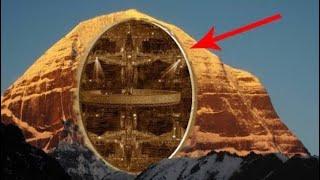 कैलाश पर्वत अंदर से खोखला है ? Is Mount Kailash Hollow inside